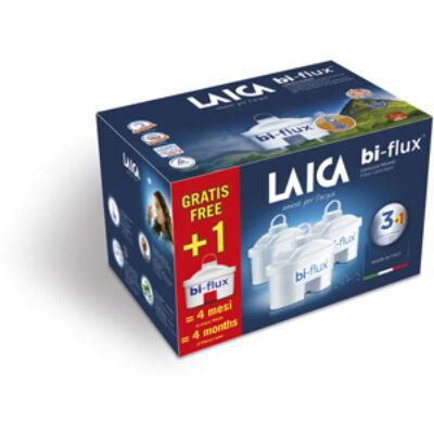 LAICA 3+1 ajándék bi-flux univerzális vízszűrőbetét
