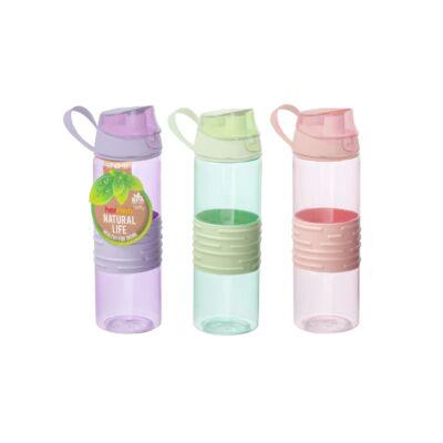 Como pasztell színű vizes palack 650ml