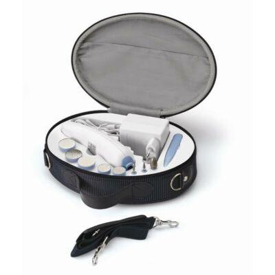 LAICA manikűr-pedikűr szett praktikus neszeszer táskában
