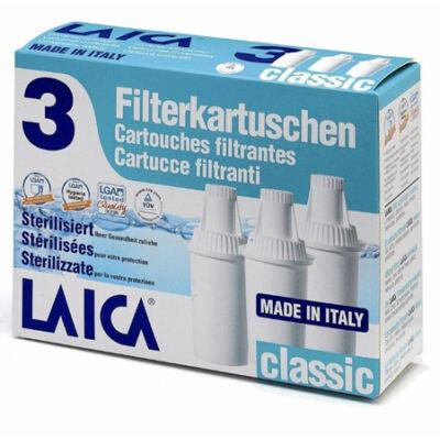 LAICA classic vízszűrőbetét - 3 db